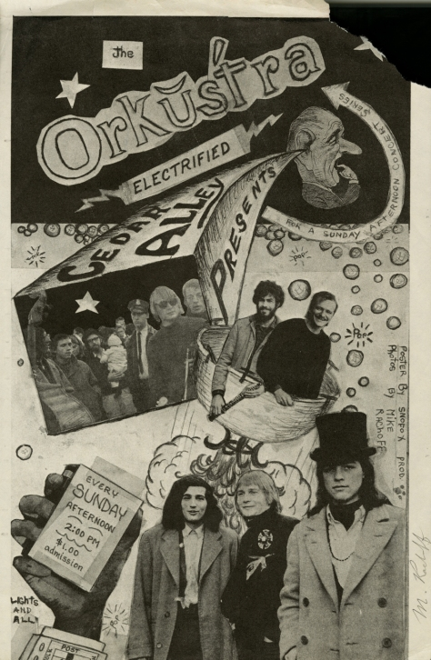 The Orkustra poster